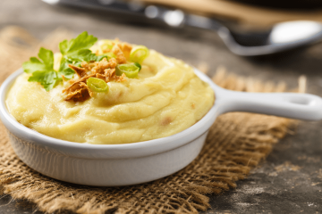 How To Make Mashed Potatoes With Mayonnaise