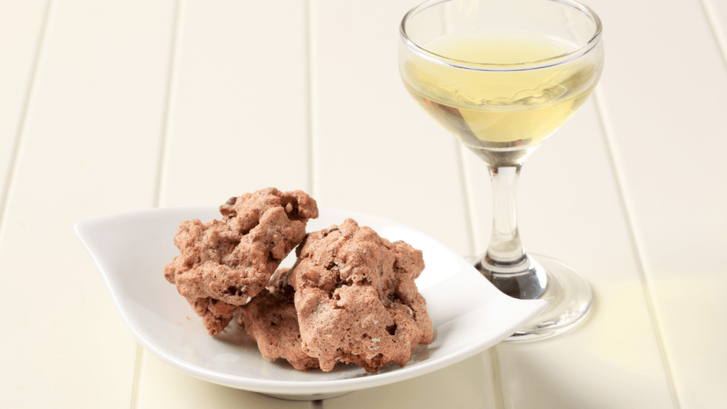 Alcohol Cookies Recipes